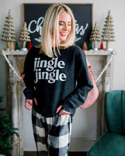 Jingle Jingle - Corded Sweatshirt