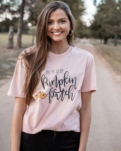 Take Me to the Pumpkin Patch - Tee