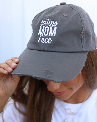 Resting Mom Face - Hat