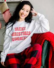 Tacky Christmas Sweater - Sweatshirt