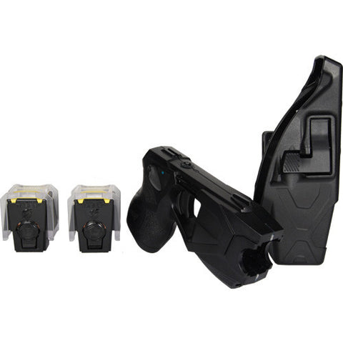 Taser X2 Defender Kit with Laser - Crime Guardian