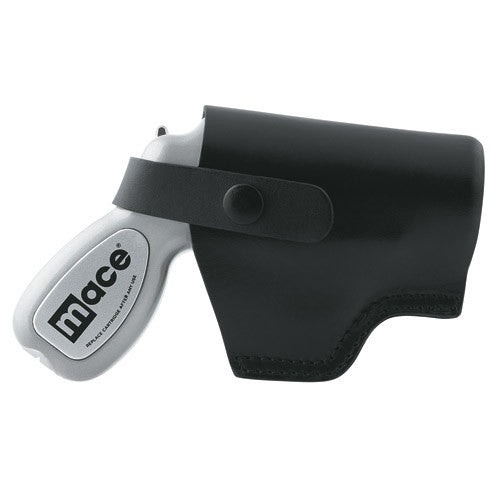 Mace Pepper Gun Leather Holster - Crime Guardian