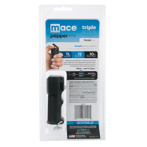 Mace Triple Action Pocket - Crime Guardian
