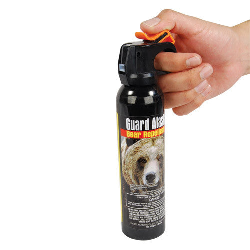 Guard Alaska Bear Spray - Crime Guardian