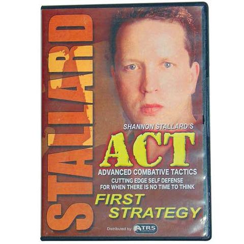 Advanced Combat Tactics DVD - Shannon Stallard - Crime Guardian