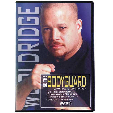 Be The BodyGuard DVD - Gregg Wooldridge - Crime Guardian
