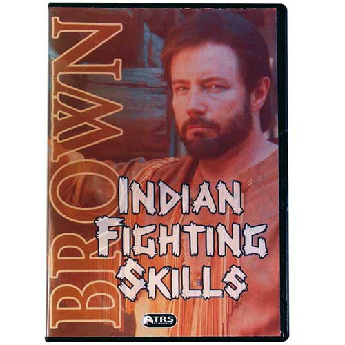 Indian Fighting Skills - Randall Brown - Crime Guardian