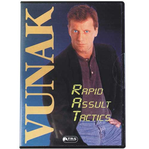 Rapid Assault Tactics DVD - Paul Vunak - Crime Guardian