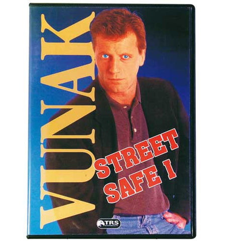 Street Safe DVD - Paul Vunak - Crime Guardian