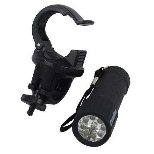 Bicycle Safety Headlight - Crime Guardian