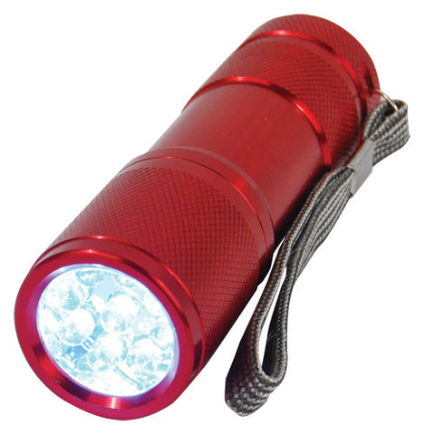 9-LED Flashlight - Crime Guardian