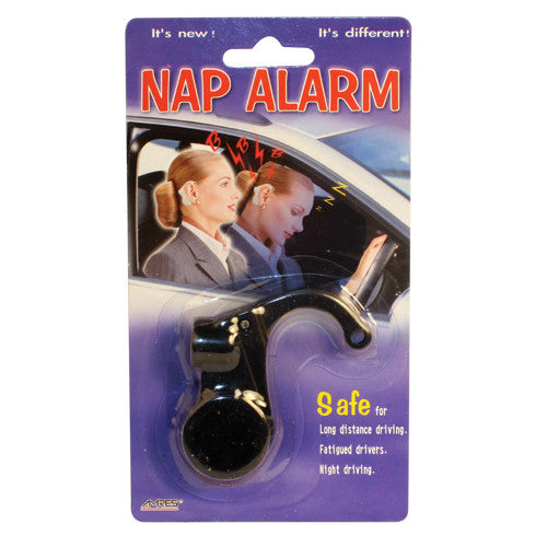 Nap Alarm Driving Aid - Crime Guardian