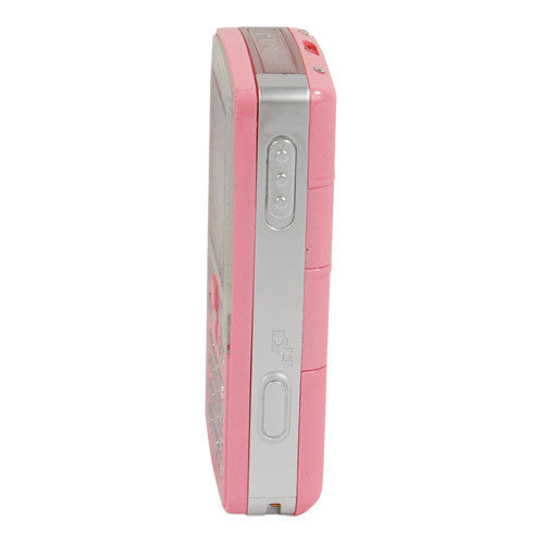 Pretender Pink Cell Phone 4.5 Million Volt Stun Gun - Crime Guardian