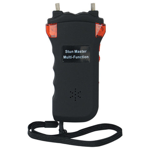 Stun Master Multi-Function Stun Gun Flashlight - Crime Guardian