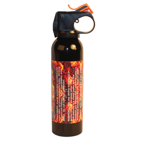 WildFire 9oz FireMaster Pepper Spray - Crime Guardian