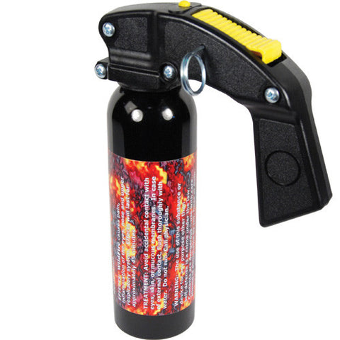 WildFire 9oz Pistol Grip Pepper Spray - Crime Guardian