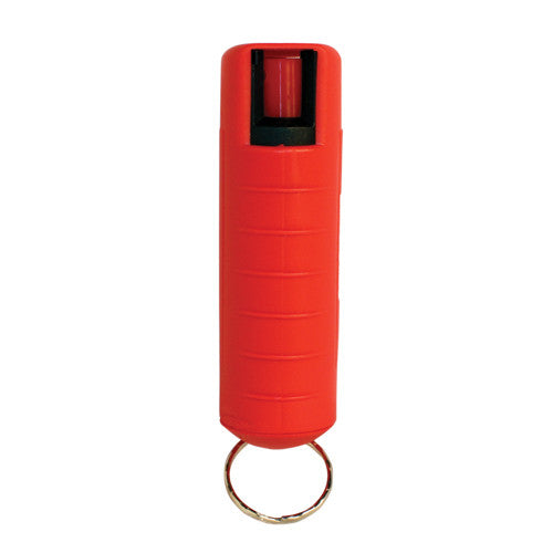 WildFire Injection Molded Keychain Pepper Spray - Crime Guardian