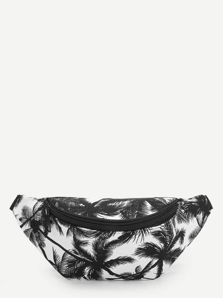 Tropical Print Fanny