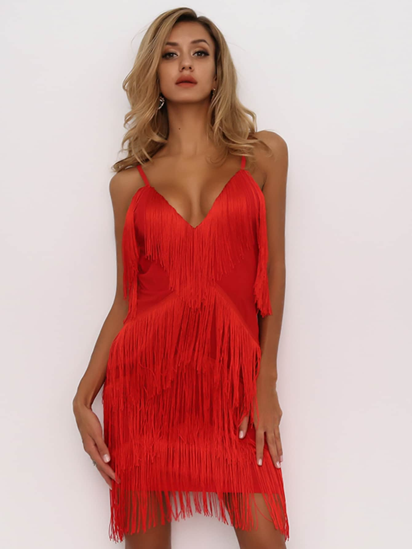 Fringe Bodycon