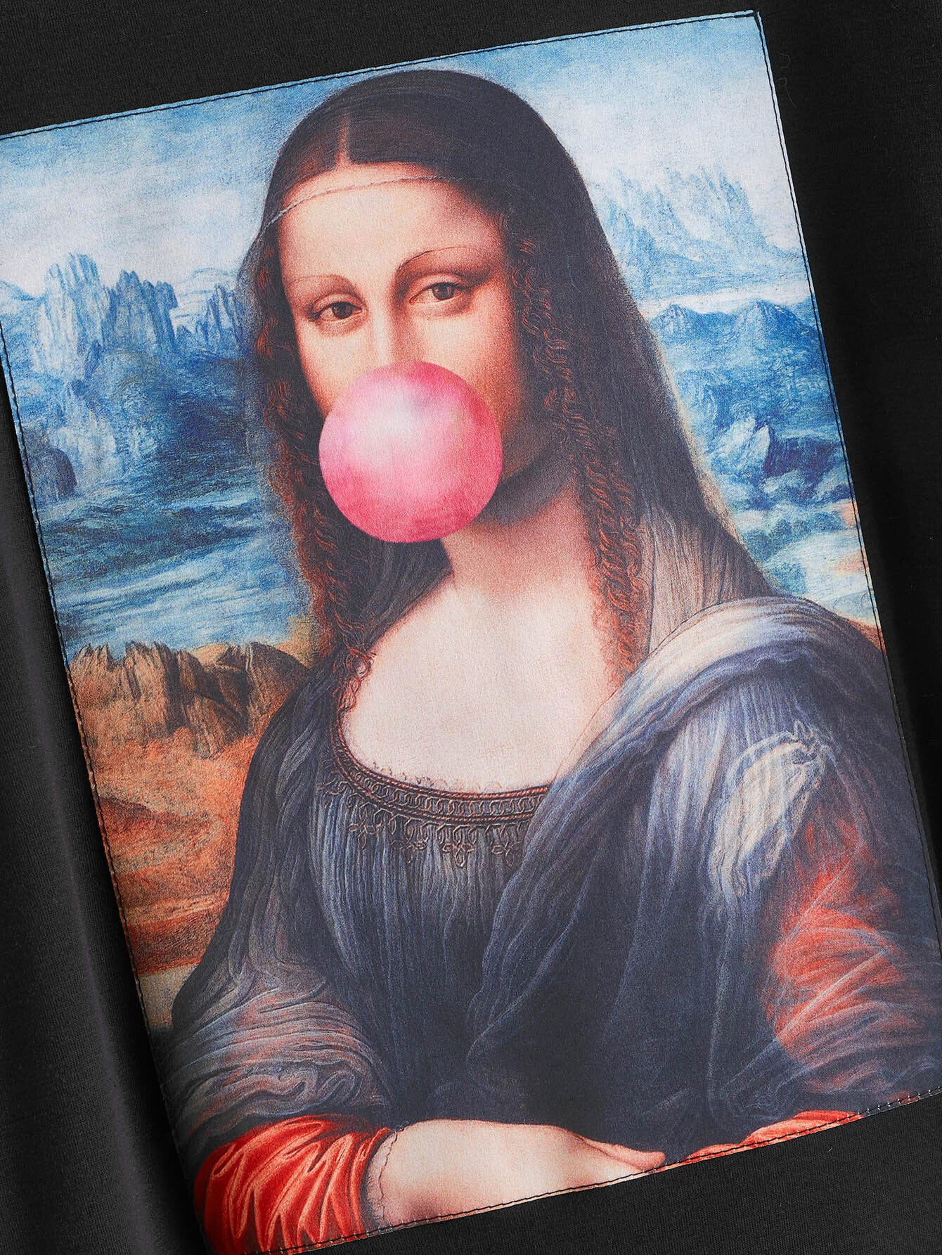 Mona Graphic  Tee