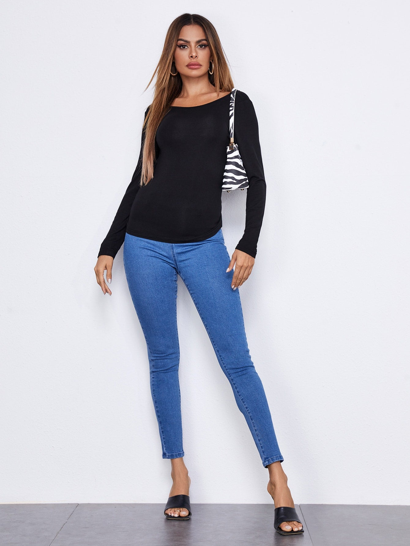 Long Sleeve Twist