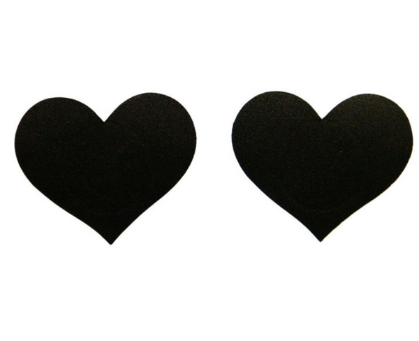 Heart Nipple Covers - Set of 10
