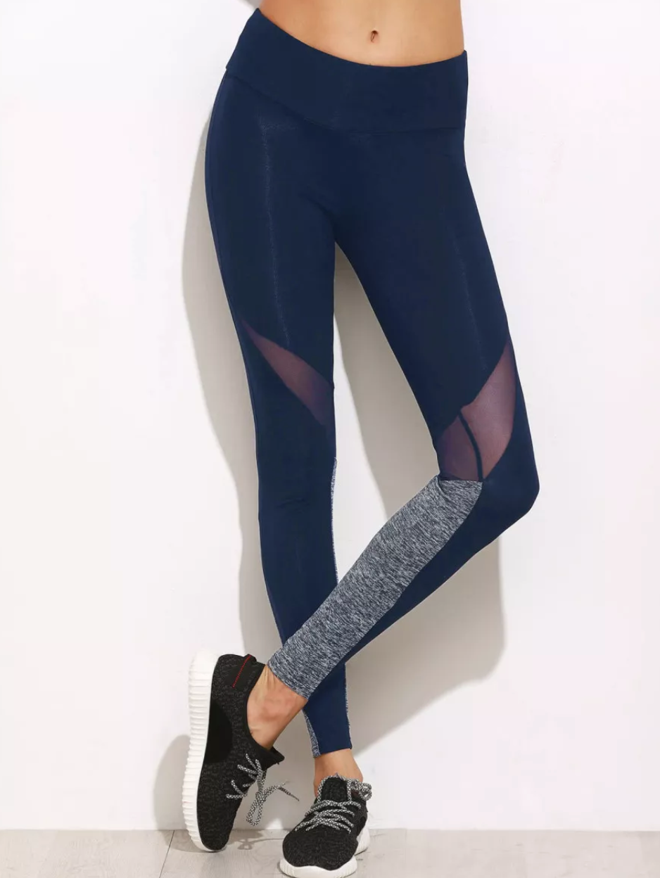 Block Legging