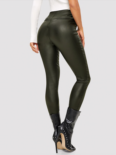 Mia Leather Pant