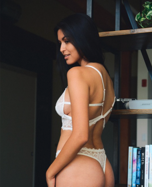 Jenny Bralette and Panty Set
