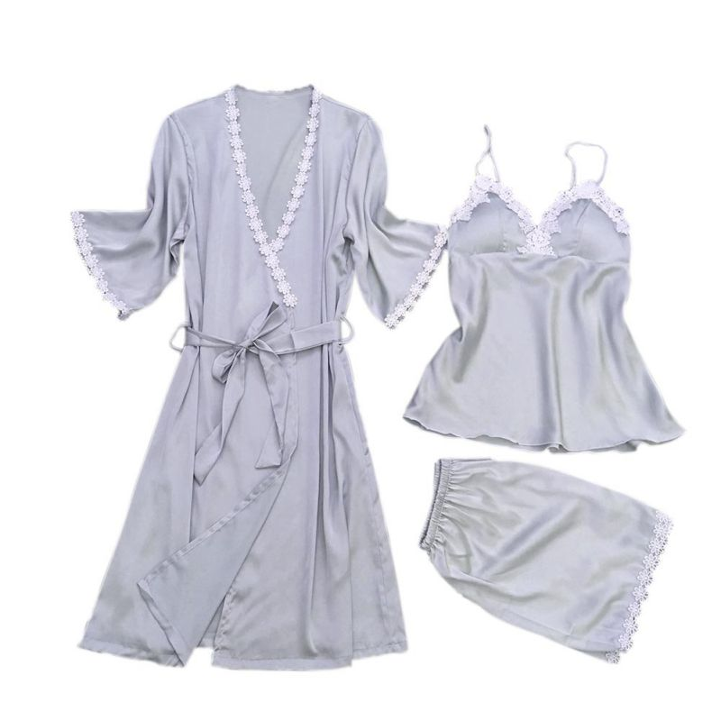 Three Piece Pajama Set