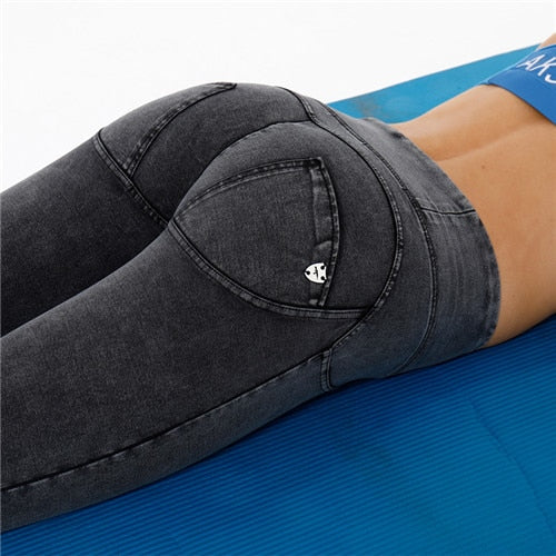 Super Stretch Booty Pant - High Waist