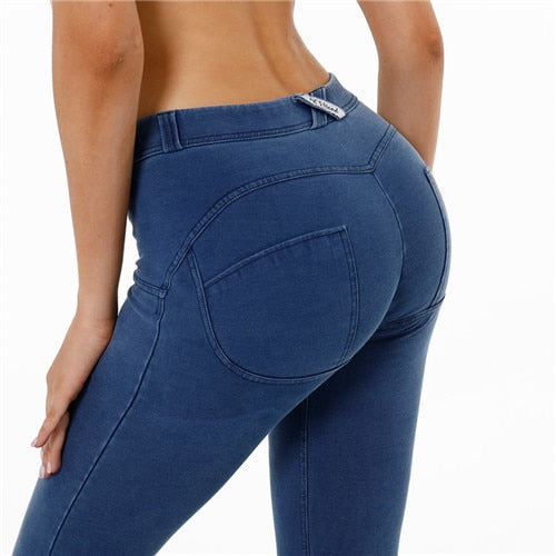 Super Stretch Booty Pant - Low Waist