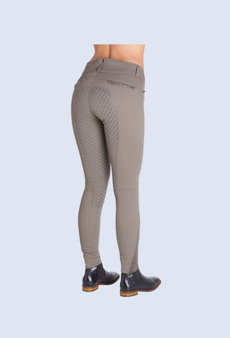 Montar Amanda Grey yati stitching silicon knee