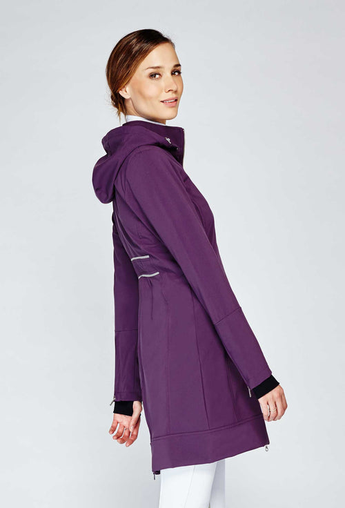 Noel Asmar Special Edition All Weather Rider Lightweight - Plum - Uptown E Store