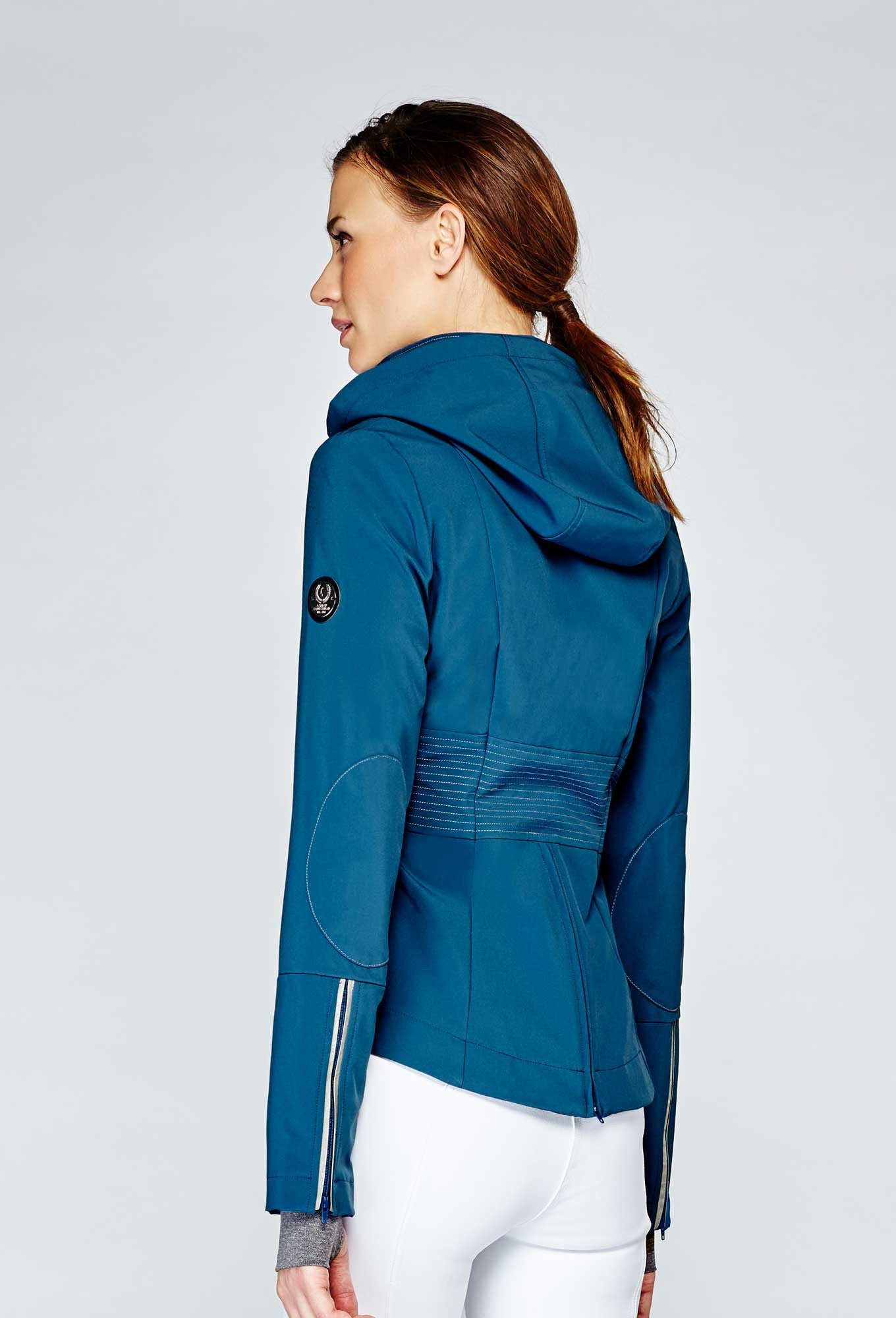Noel Asmar Special Edition Rider Jacket - Lagoon Blue - Uptown E Store