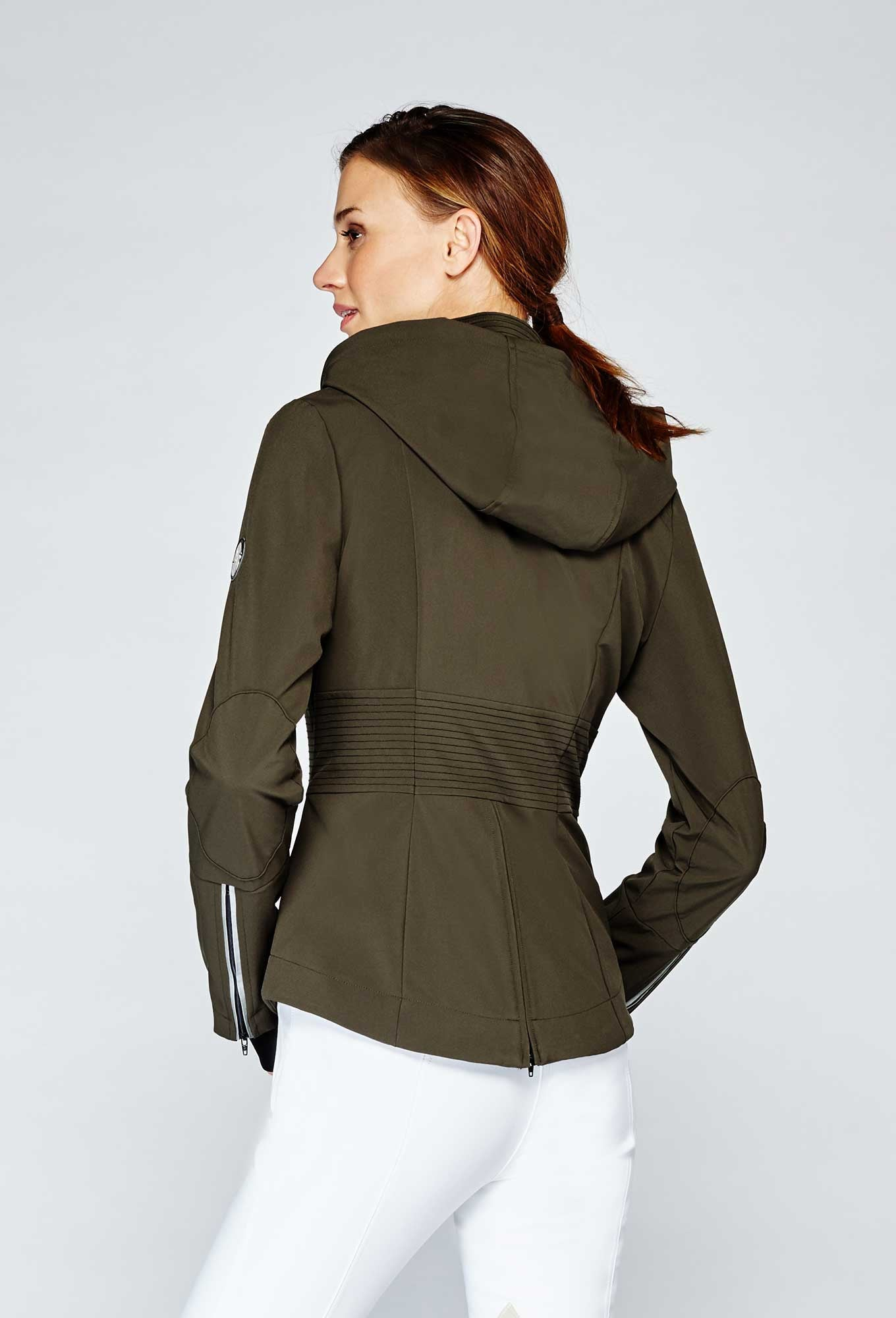 Noel Asmar Special Edition Rider Jacket - Olive - Uptown E Store