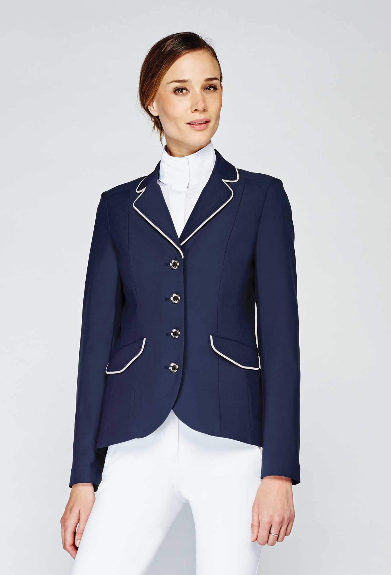 Noel Asmar London Show Jacket - Navy - Uptown E Store
