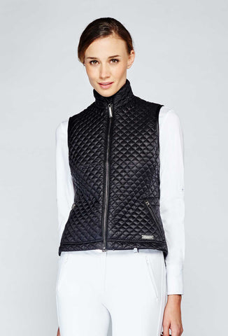Noel Asmar City Vest - Midnight Navy