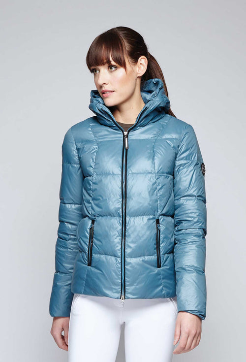 Noel Asmar Alpine Down Coat - Twilight - Uptown E Store