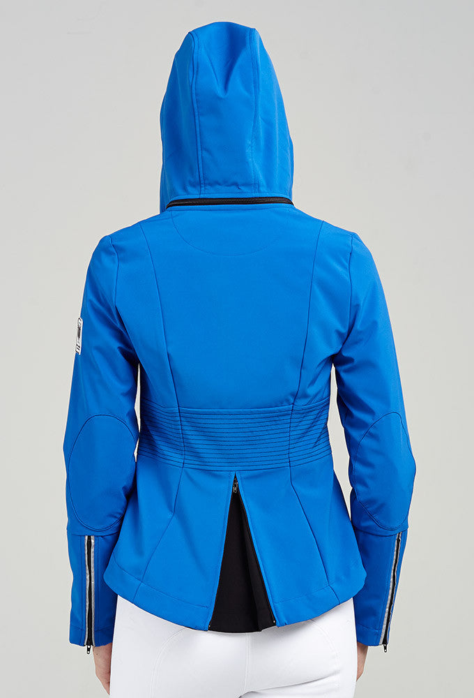 Noel Asmar The Rider Jacket - Cobalt
