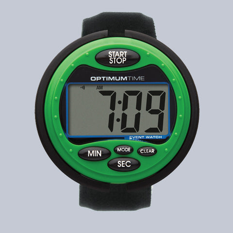 Optimum Time Eventing Watch Series 14 - Yellow