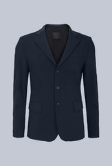 Cavalleria Toscana Mens GP riding jacket - Blue - Uptown E Store