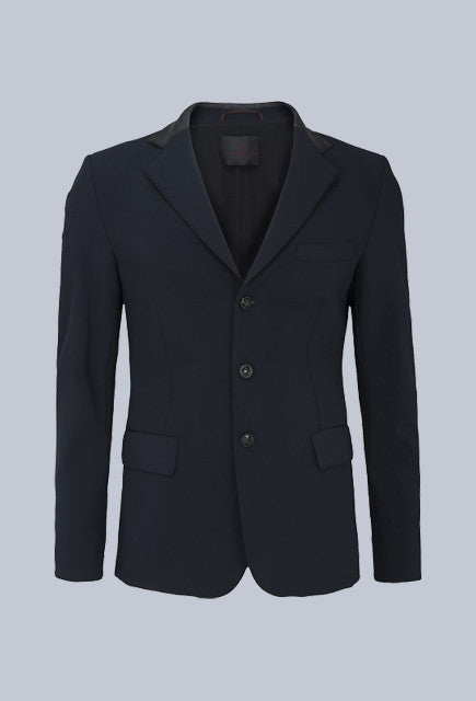 Cavalleria Toscana Mens GP riding jacket - Navy - Uptown E Store