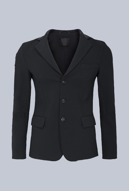 Cavalleria Toscana Mens GP riding jacket - Black - Uptown E Store