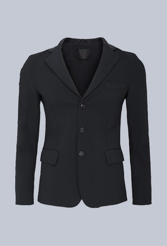 Cavalleria Toscana Ladies Super Chic Jacket - Black