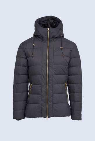 Montar Sandy Mud Down Jacket with Hood
