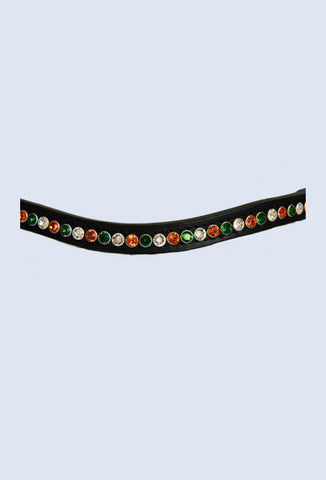 Judi Manche Sam Dog Collar
