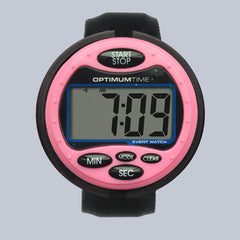 Optimum Time Eventing Watch Series 3 - Pink - Uptown E Store