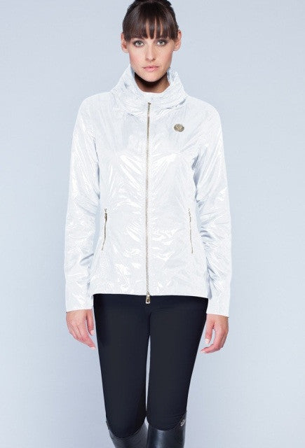 Noel Asmar Brooklyn Jacket - White - Uptown E Store