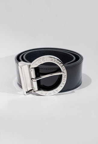 Judi Manche Belt Paris Classic Royal silver diamond Belt